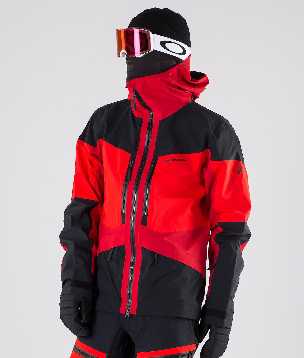 Kjøp Gravity Snowboardjakke fra Peak Performance på Ridestore.no - Hos oss har du alltid fri frakt, fri retur og 30 dagers åpent kjøp!
