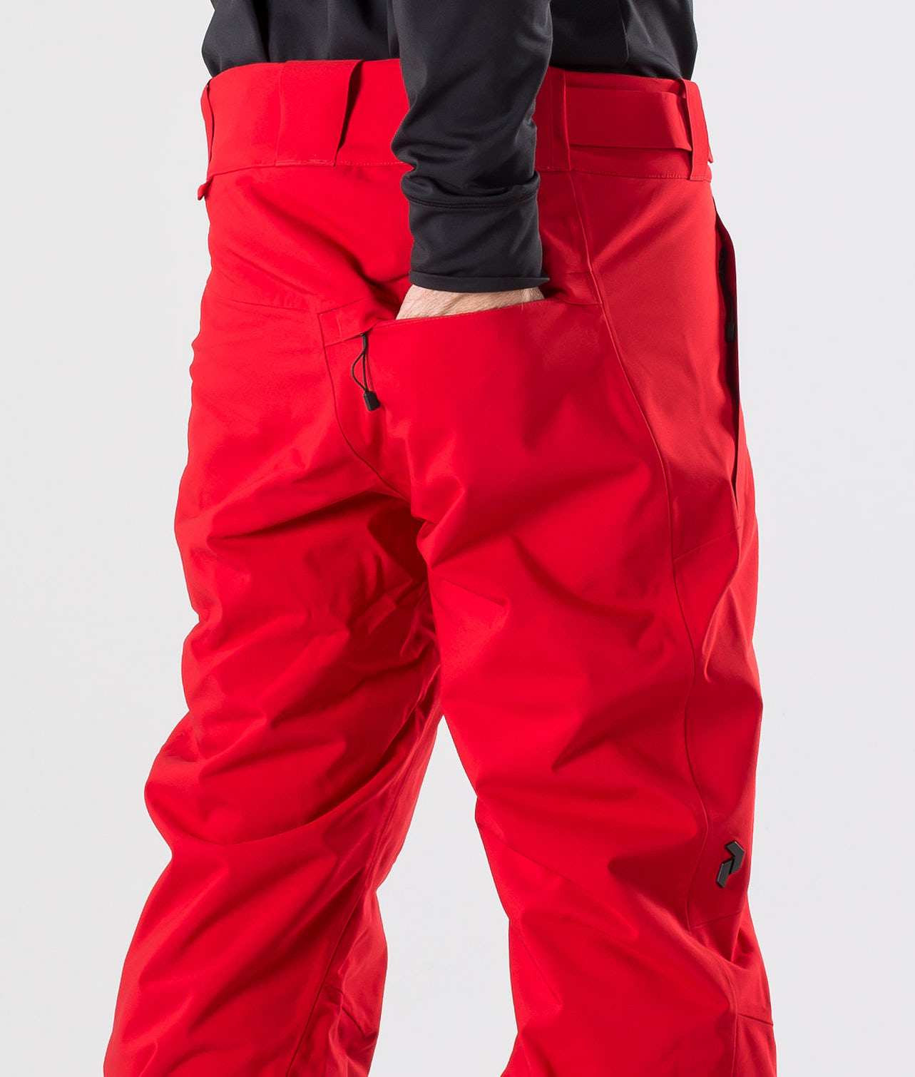 Kjøp Maroon Snowboardbukse fra Peak Performance på Ridestore.no - Hos oss har du alltid fri frakt, fri retur og 30 dagers åpent kjøp!