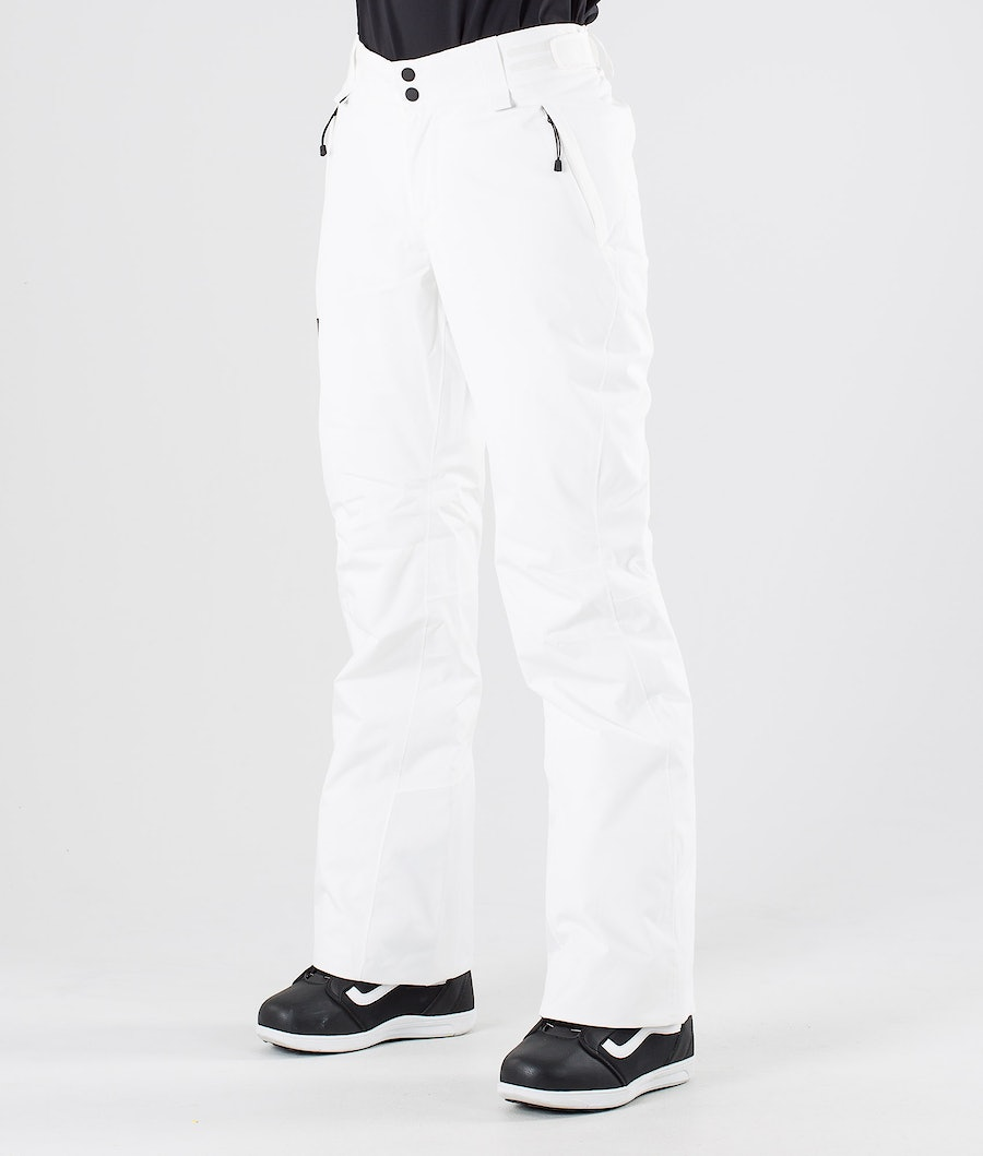 Peak Performance Anima Snow Pants Offwhite