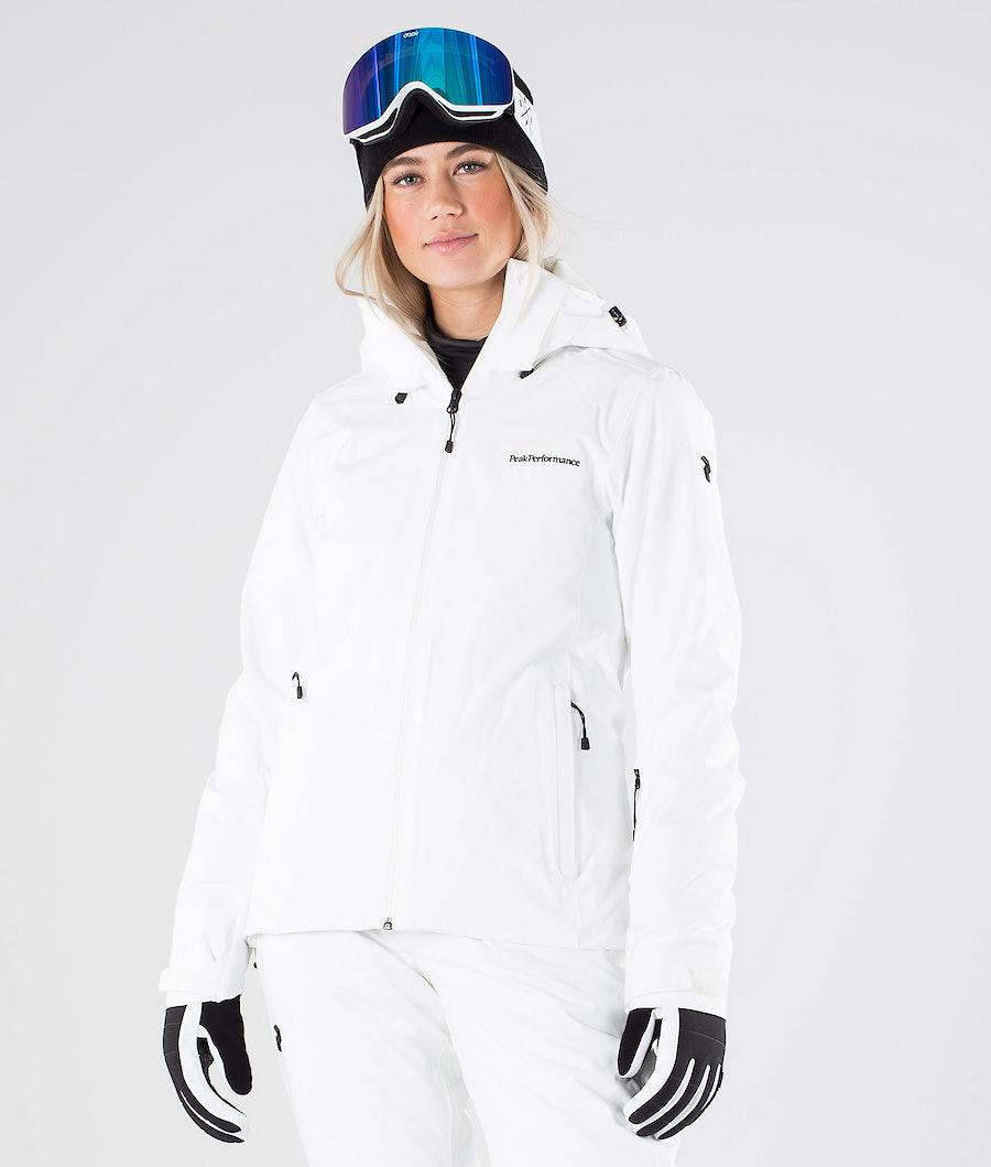 Peak Performance Anima Snowboard Jacket Offwhite