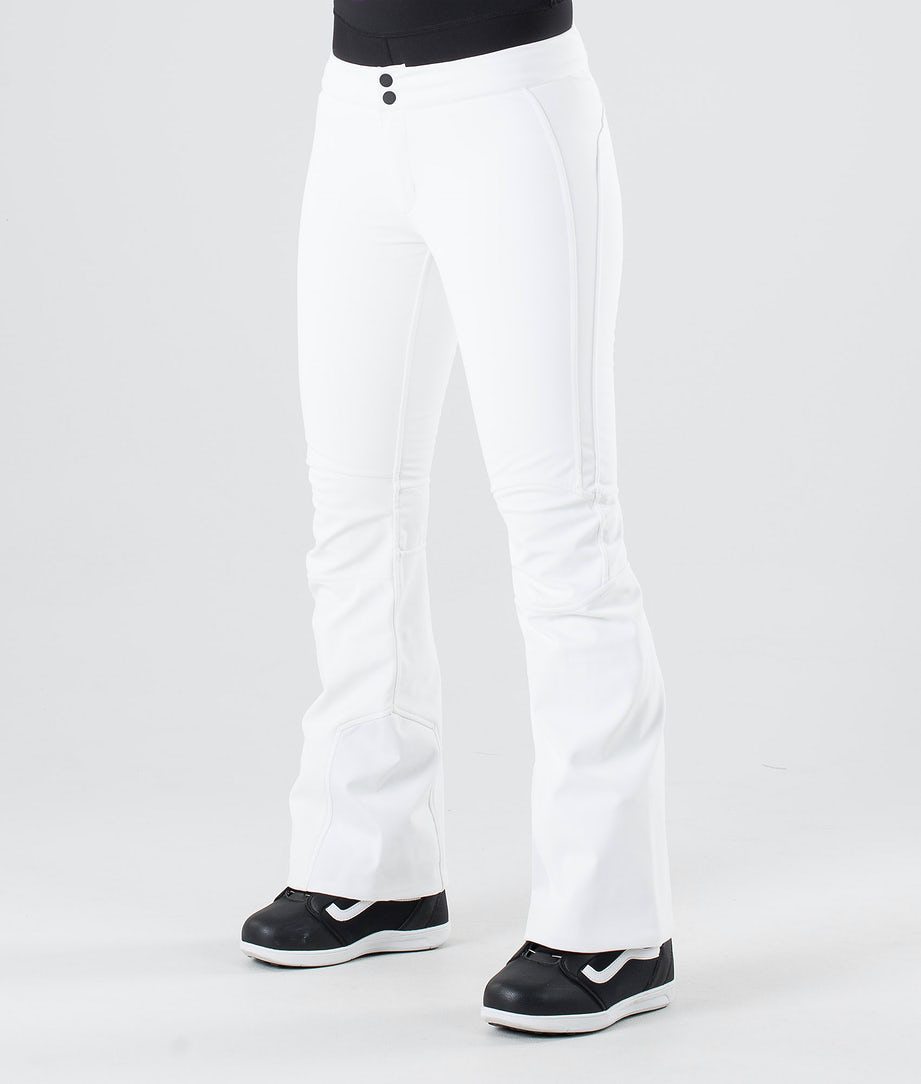 Peak Performance Stretch Snowboardbukse Offwhite