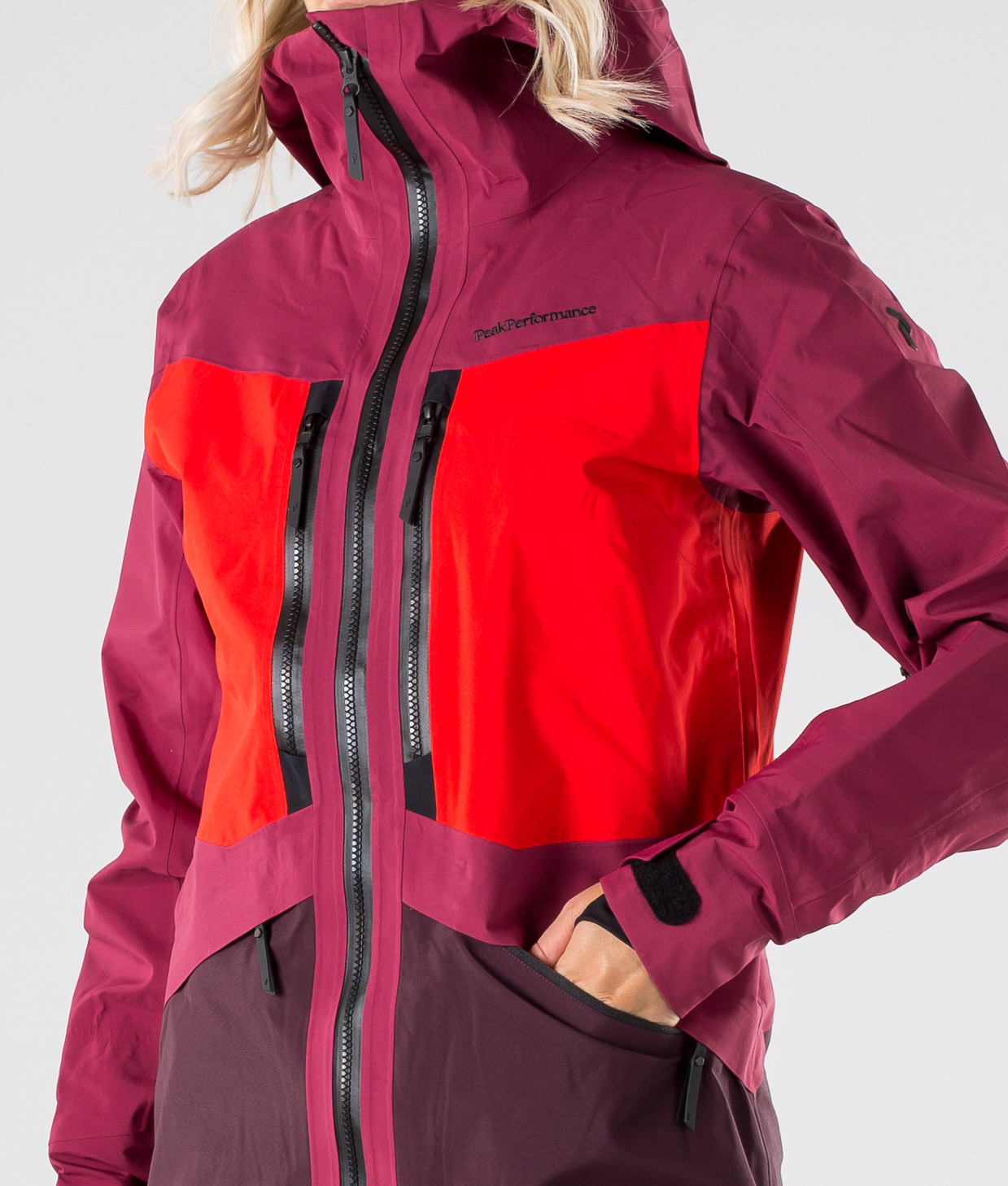 Peak Performance Women´s 2 Layer GoreTex Gravity Ski Jacket