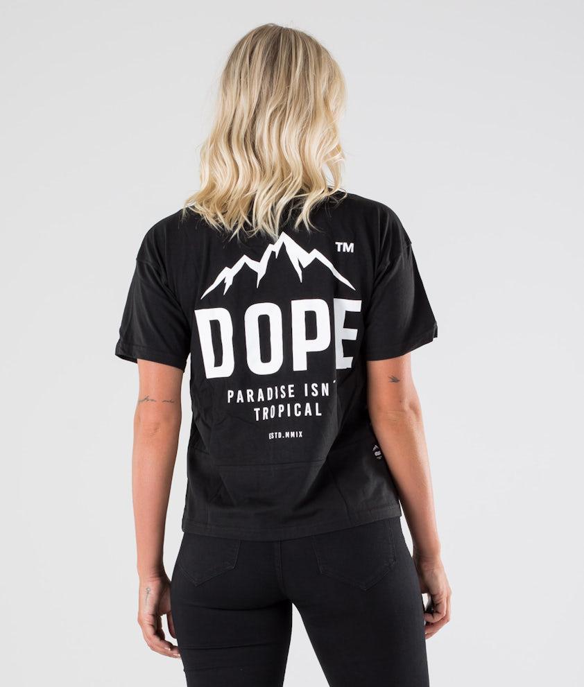 Dope Grand Paradise II T-shirt Black