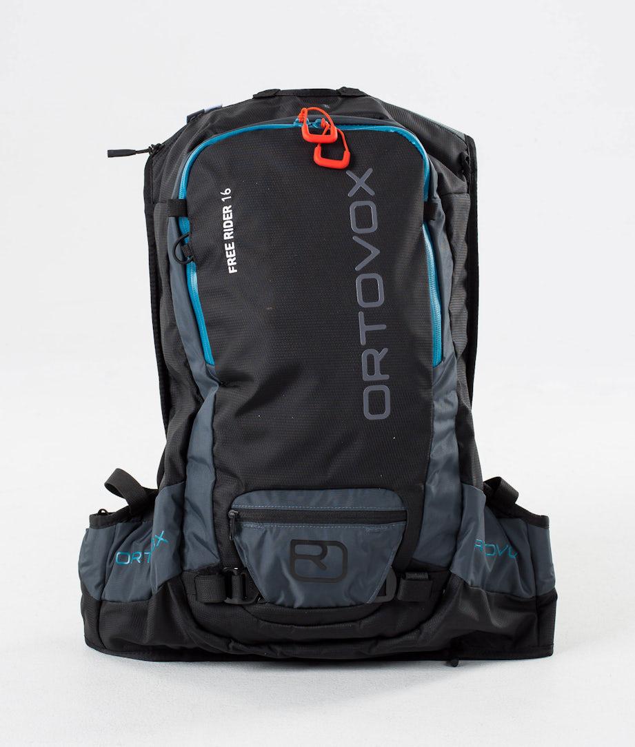 Ortovox Free Rider 16 Snow Bag Black Raven