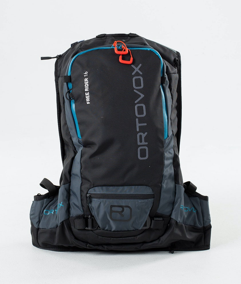 Ortovox Free Rider 16 Snow Bag Black Raven