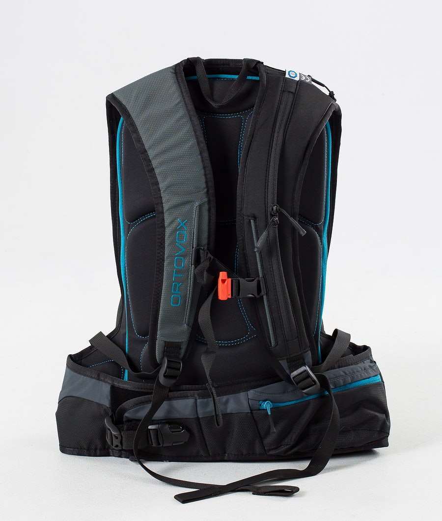 Ortovox Free Rider 16 Väska Snow Black Raven