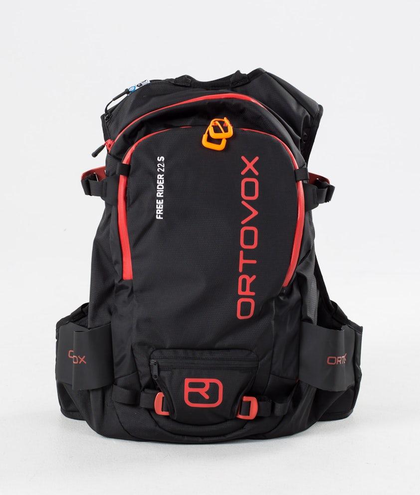 Ortovox Free Rider 22 S Snow Bag Black Raven
