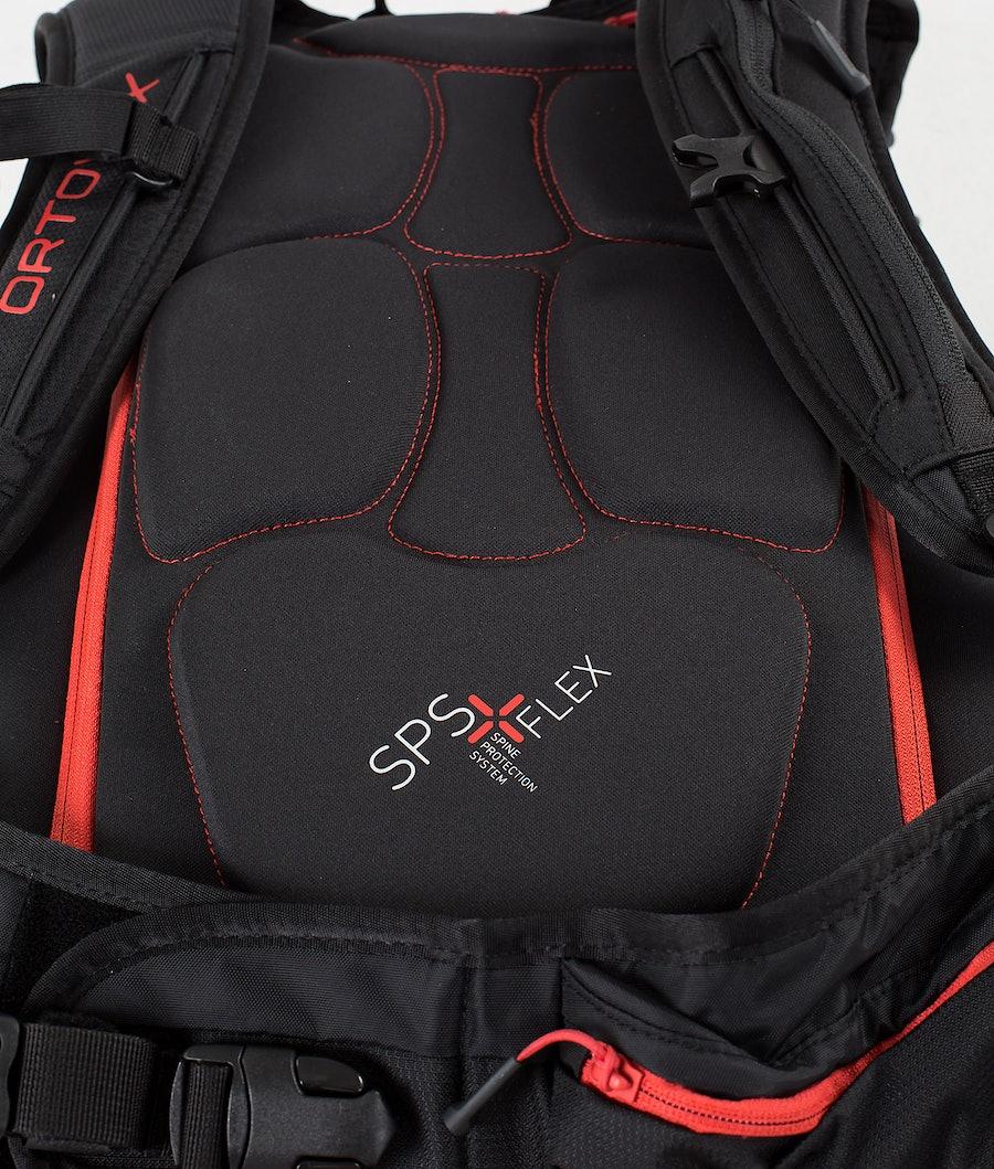 Ortovox Free Rider 22 S Väska Snow Black Raven