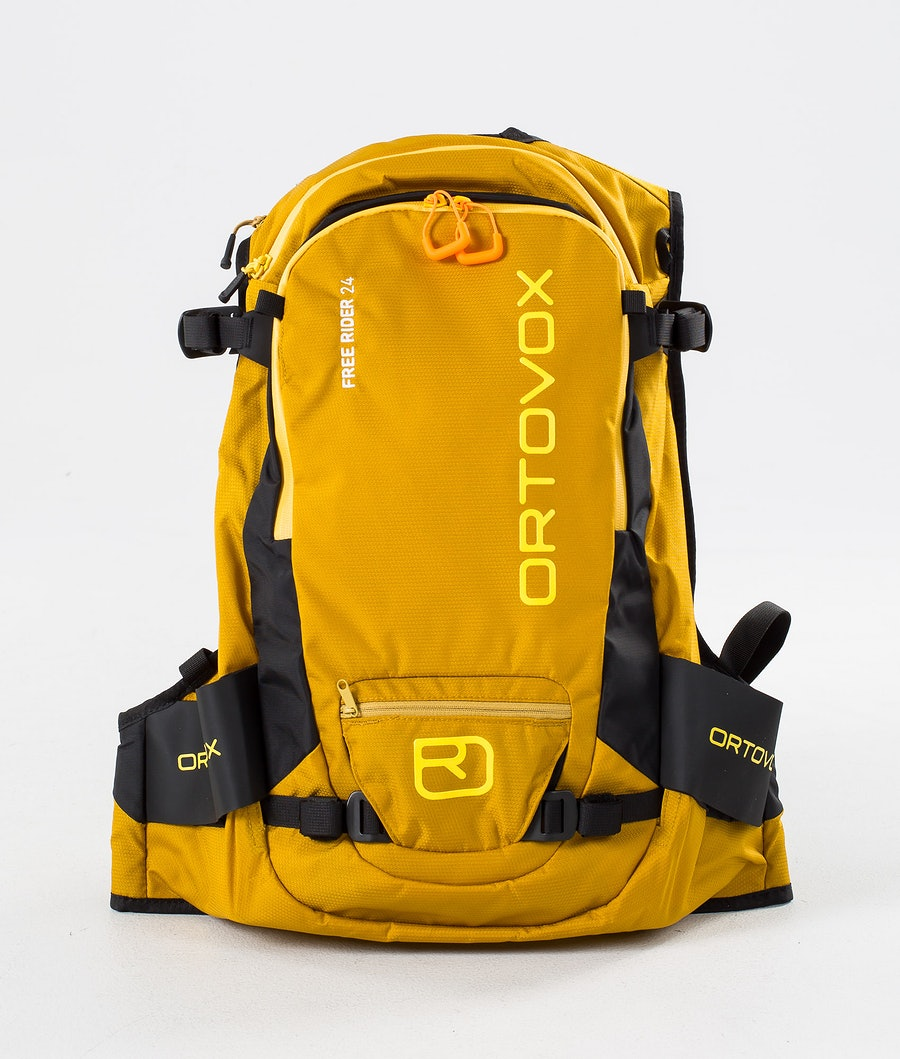 Ortovox Free Rider 24 Snow Bag Yellowstone