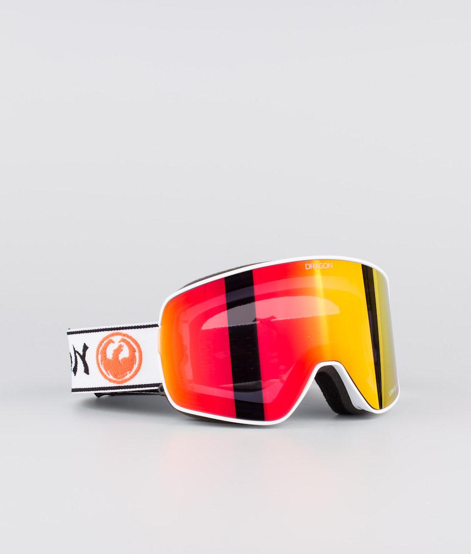 Dragon NFX2 Ski Goggle Danny Davis Signature 19 w/Lumalens Red Ion+Lumalens Amber