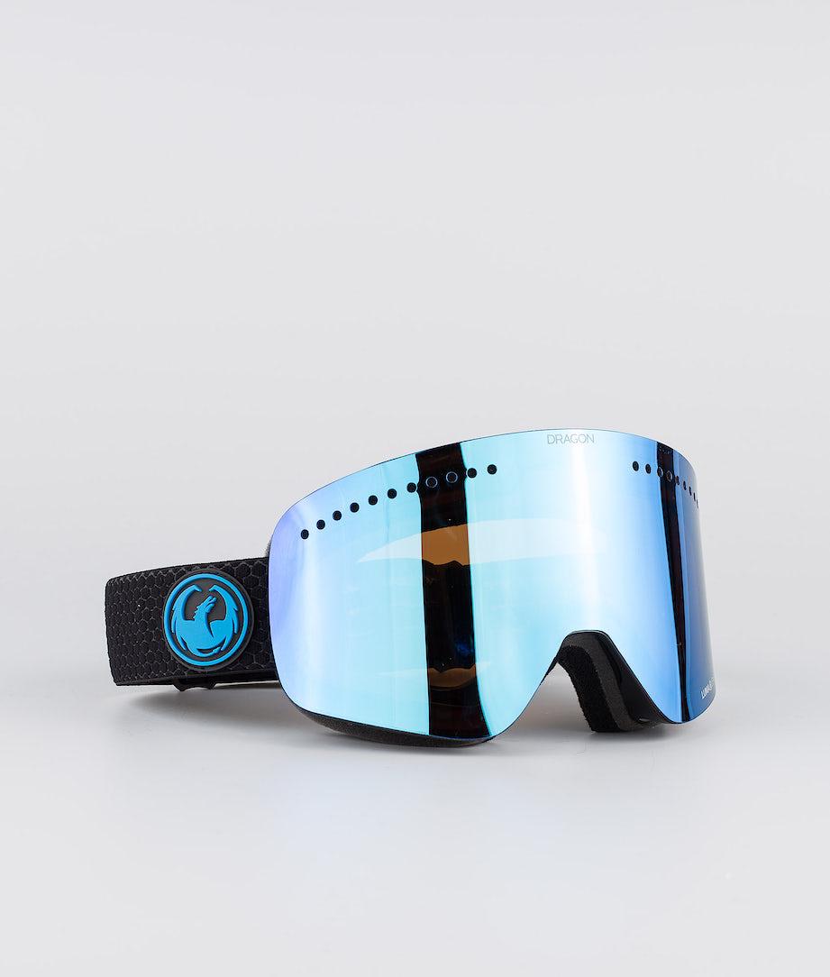 Dragon NFX Masque de ski Split w/Lumalens Blue Ion+Lumalens Amber