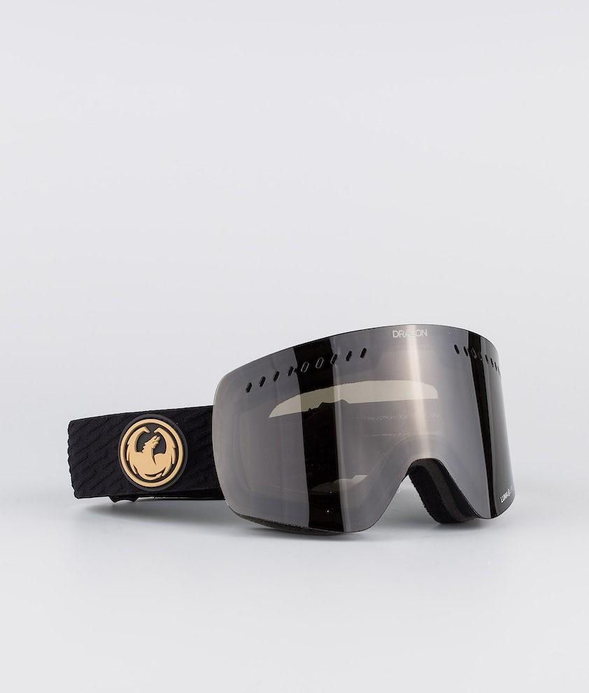 Dragon NFXs Masque de ski Pk Gumsole w/Lumalens Dark Smoke+Lumalens Rose