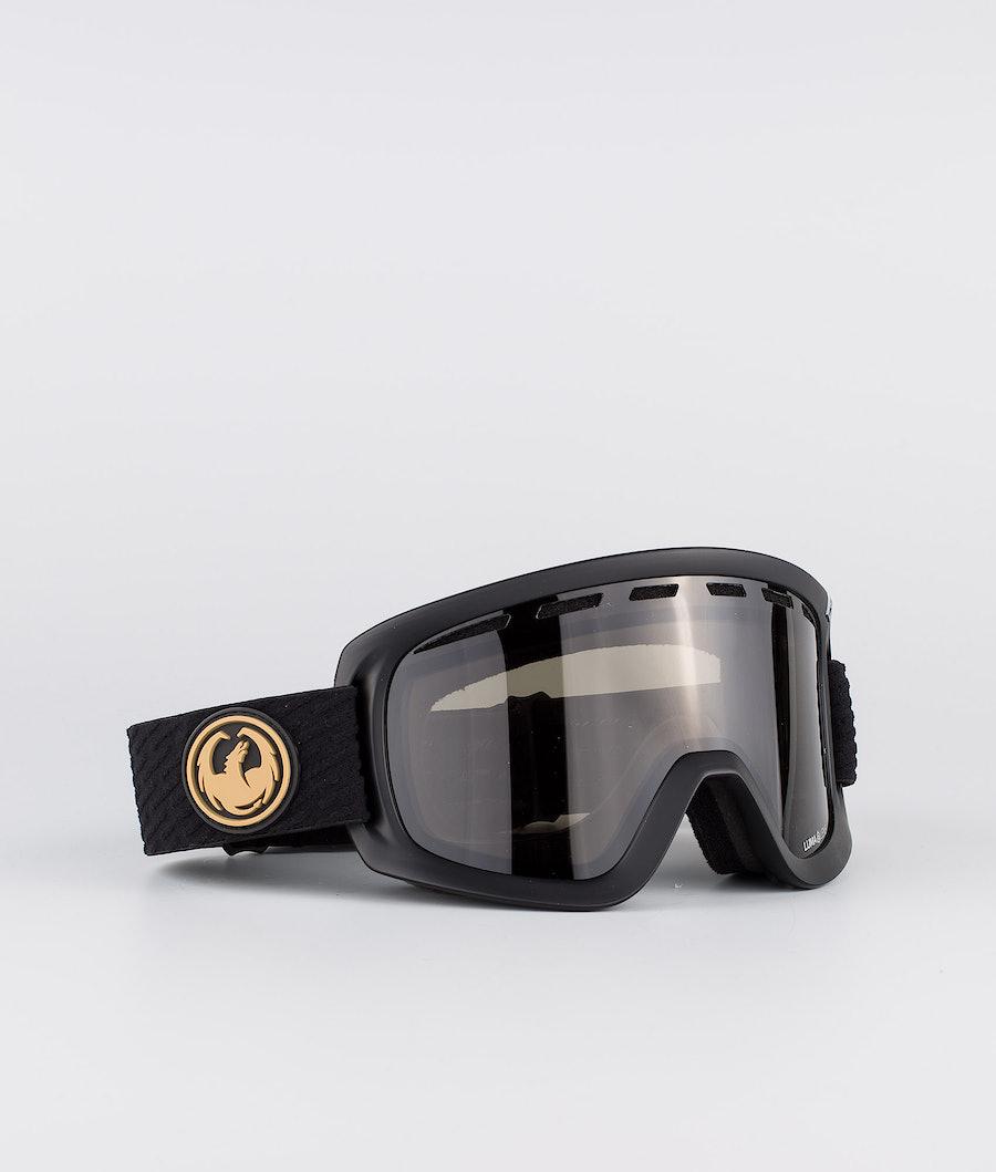 Dragon D1OGT Skibriller Pk Gumsole w/Lumalens Dark Smoke+Lumalens Amber