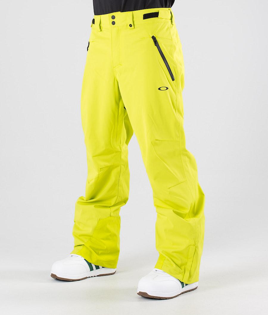Oakley Crescent 2.0 Shell 2L 10K Snow Pants Sulphur