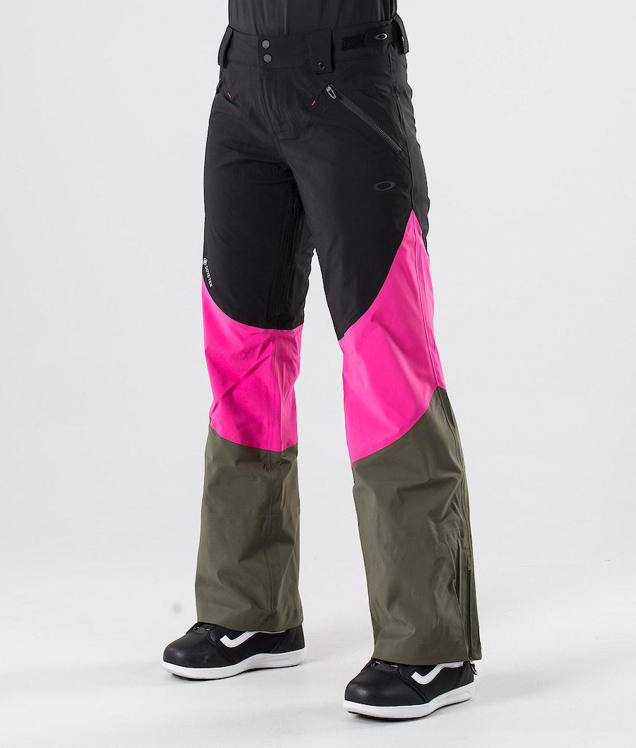 Oakley Spellbound Shell 3L Goretex Snow Pants Blackout