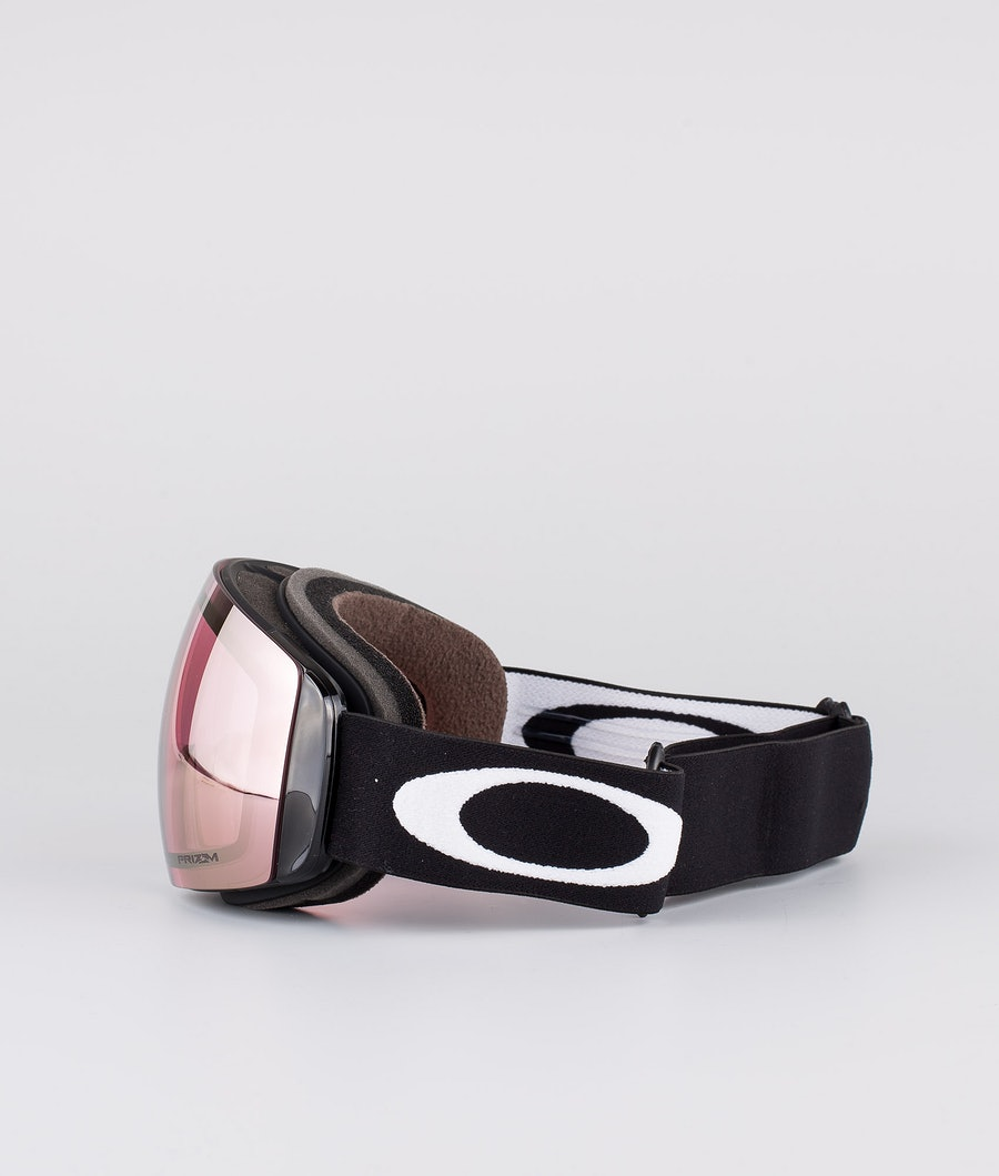 Oakley Flight Deck XM Skidglasögon Matte Black With Prizm Hi Pink Iridium Lens