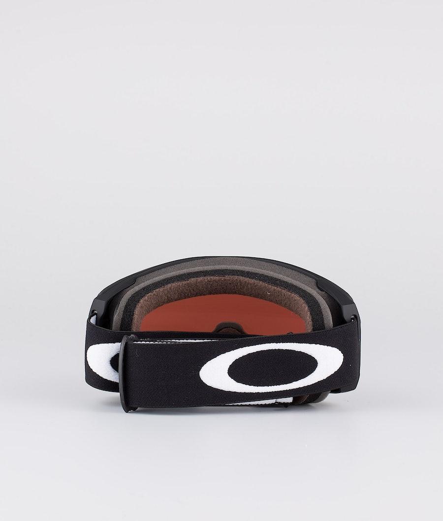 Oakley Line Miner XM Skidglasögon Matte Black With Prizm Snow Sapphire Iridium Lens