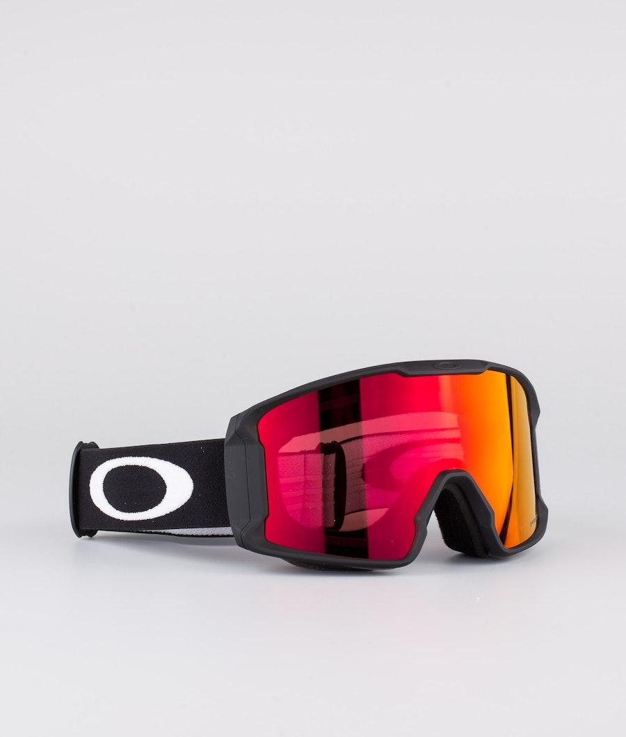 Oakley Line Miner XM Skidglasögon Matte Black W/ Prizm Snow Torch Iridium