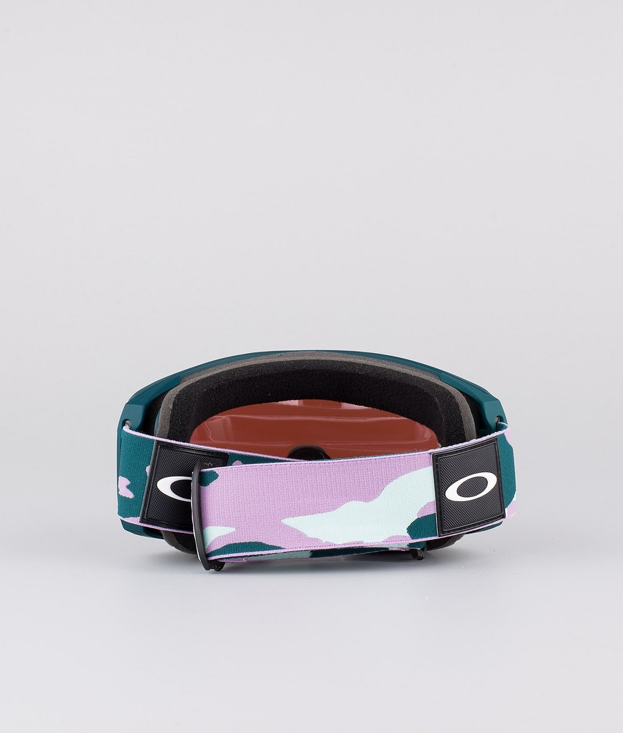 Oakley Line Miner XM Skidglasögon Pink W/ Prizm Sapphire