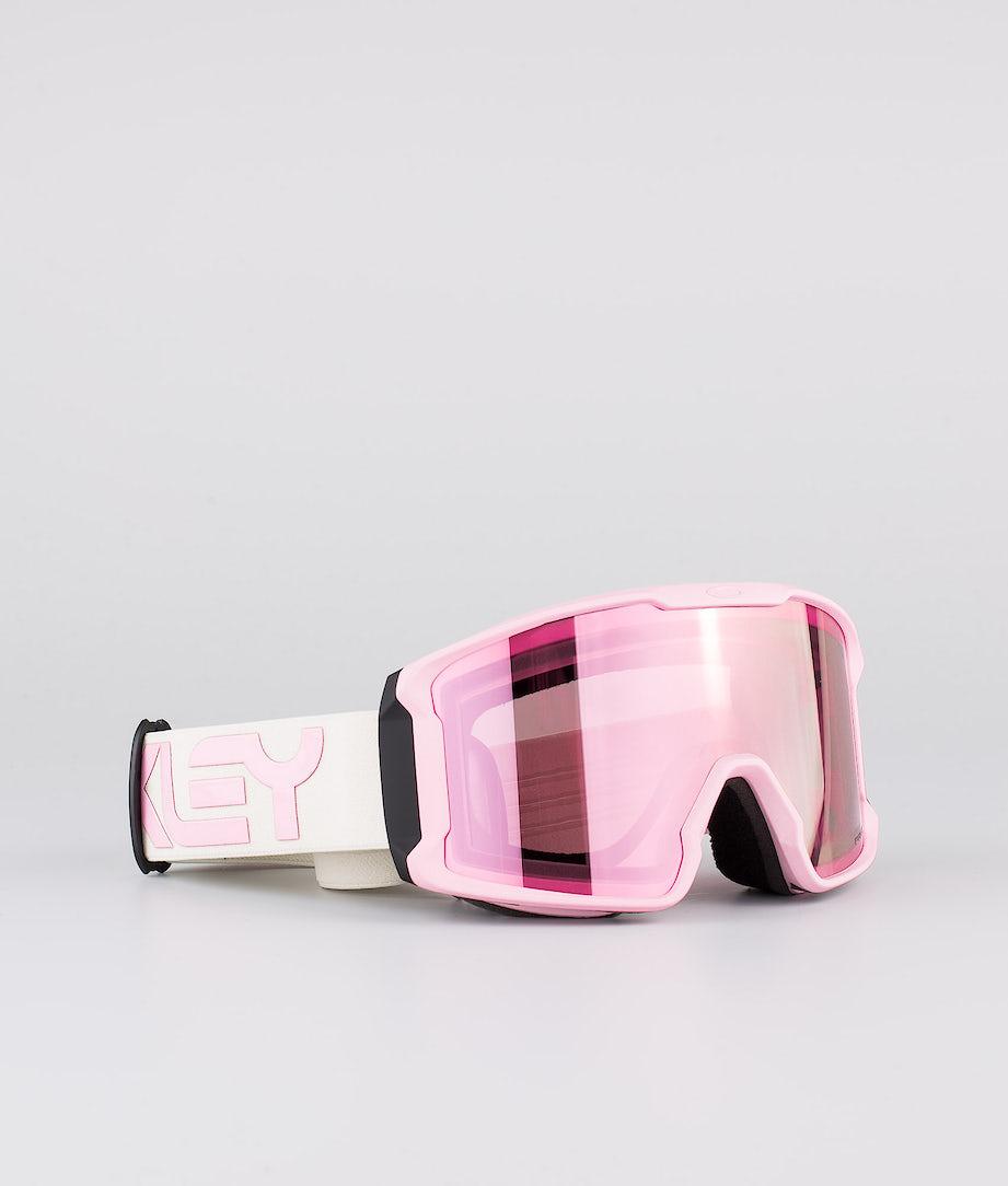 Oakley Line Miner XM Skibriller Pink W/ Prizm Snow Hi Pink Iridium