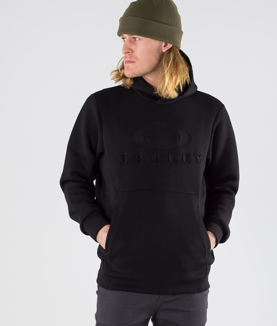 Oakley Enhance Qd Fleece 9.7 Hoodie Blackout