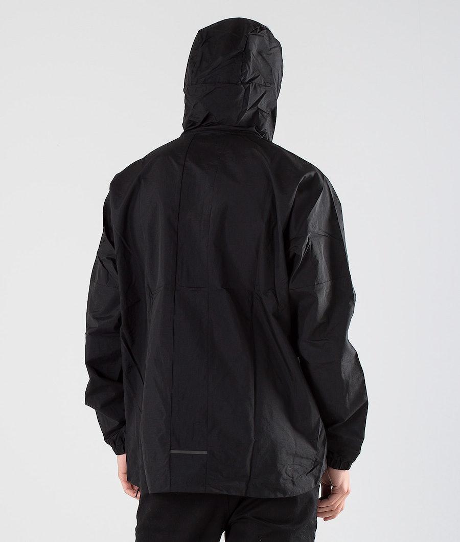 Oakley Enhance Wind Anorak 2.7 Jacket Blackout