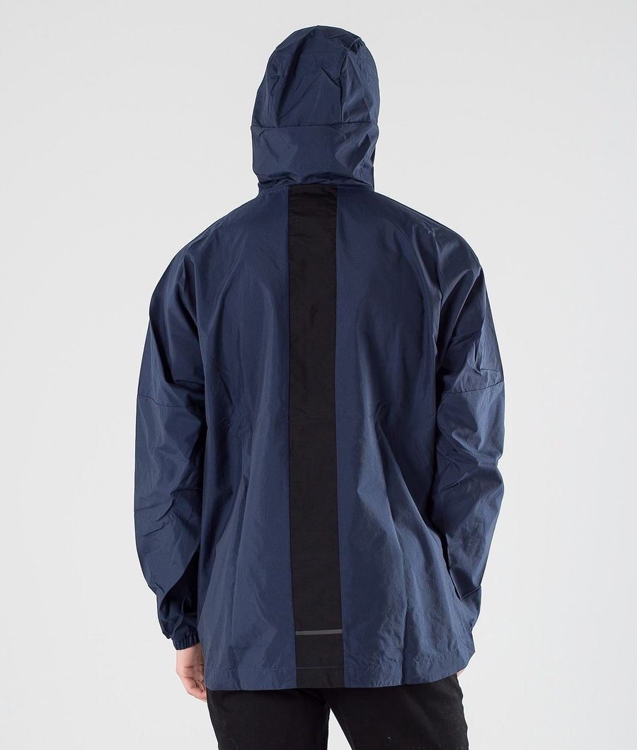 Oakley Enhance Wind Anorak 2.7 Jakke Foggy Blue