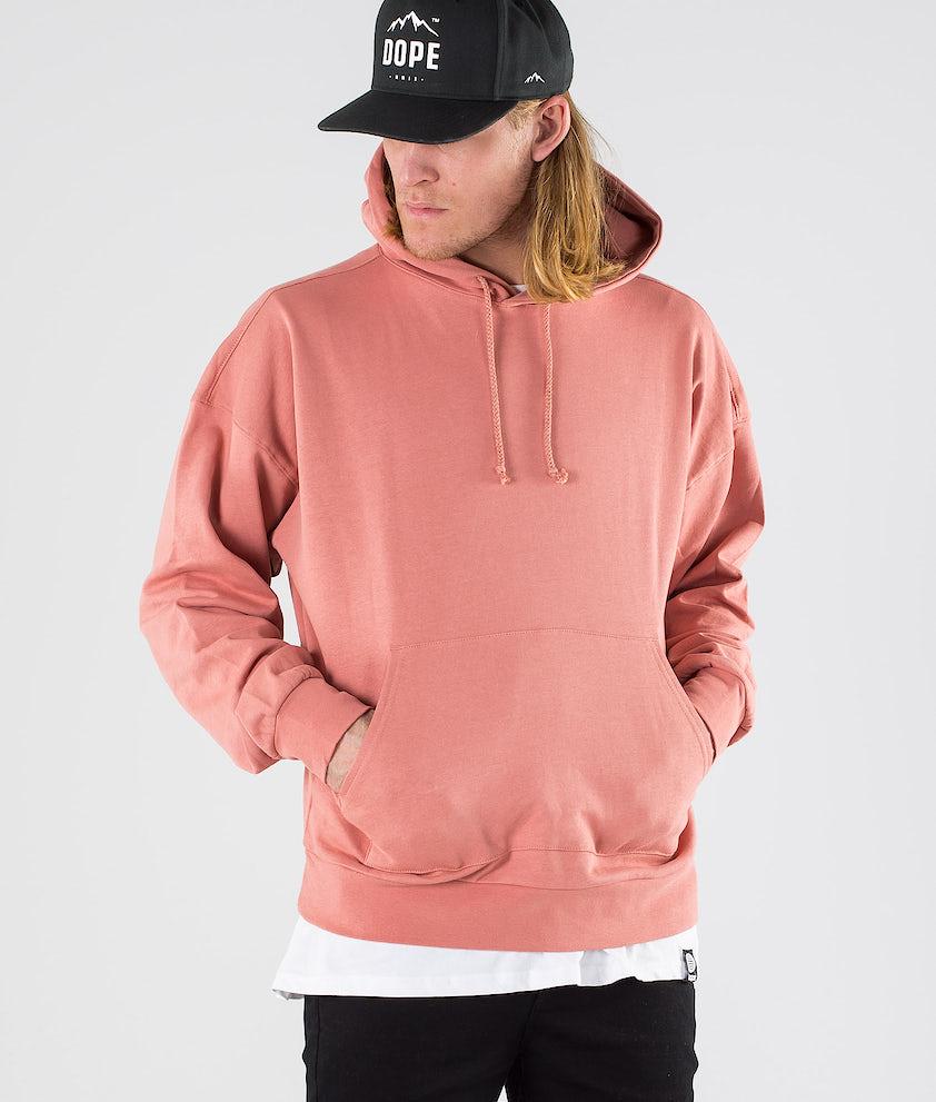 Dope Q Hood Soft-Pink