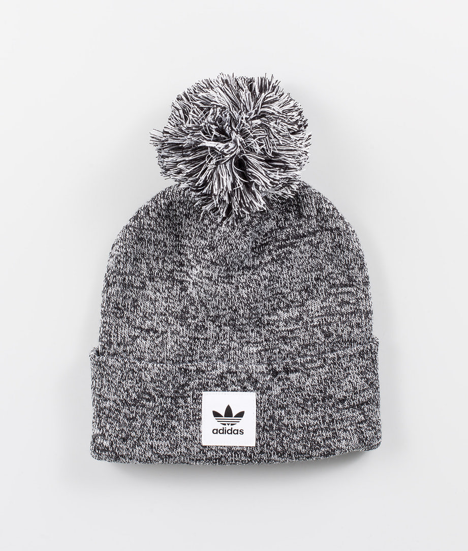 Adidas Originals Melange BoBBle Bonnet Black/White