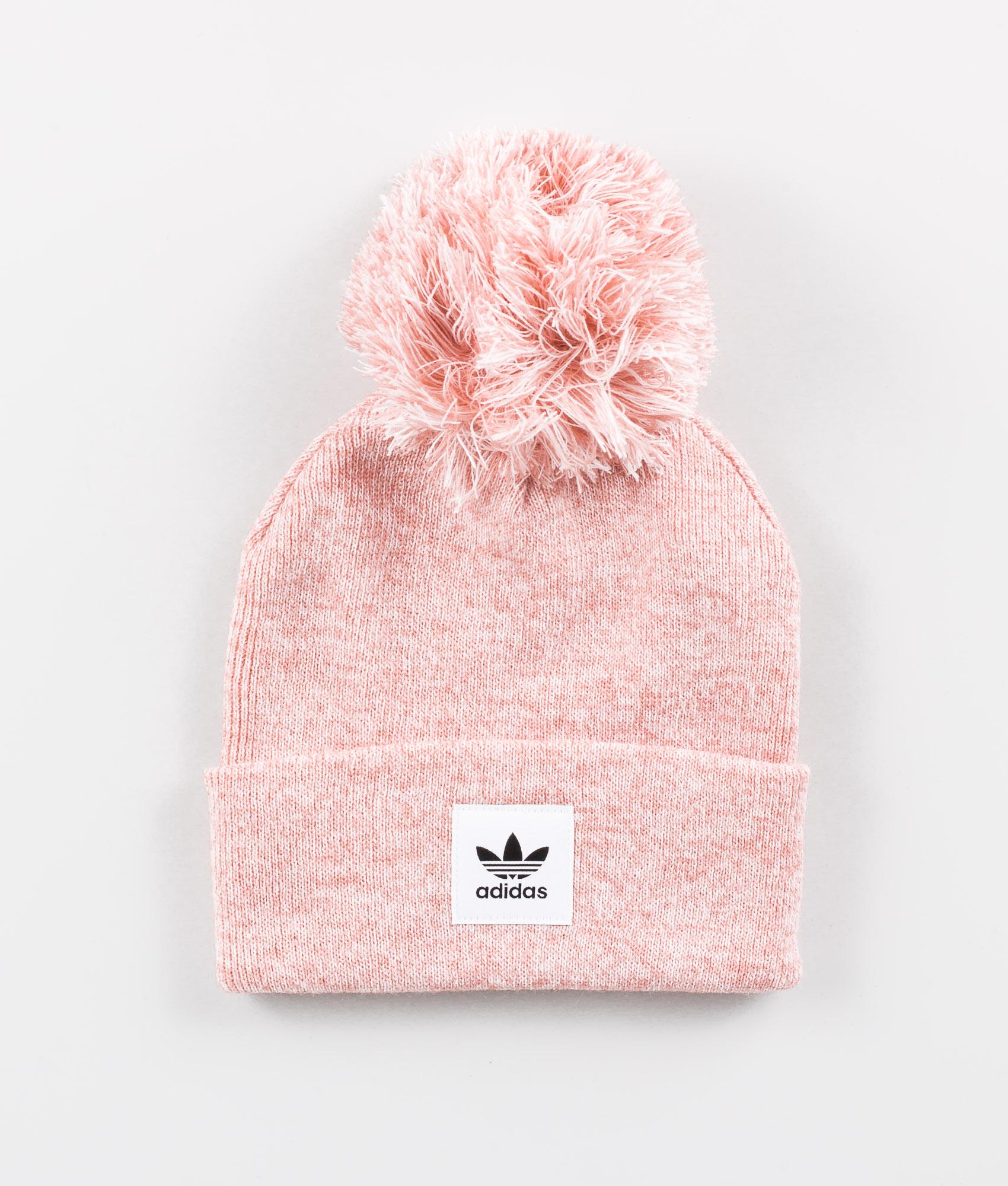 Adidas Originals Melange BoBBle Mössa Pink SpiritWhite