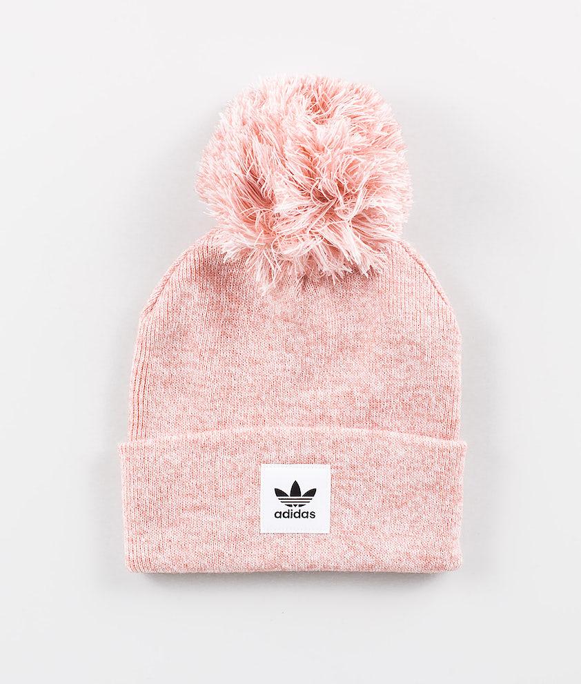 Adidas Originals Melange BoBBle Mütze Pink Spirit/White
