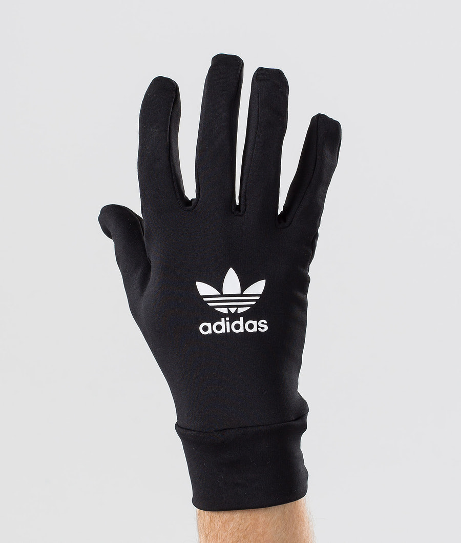 Adidas Originals Techy Skihandschuhe Black/White