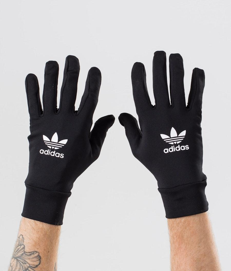 Adidas Originals Techy Ski Gloves Black/White