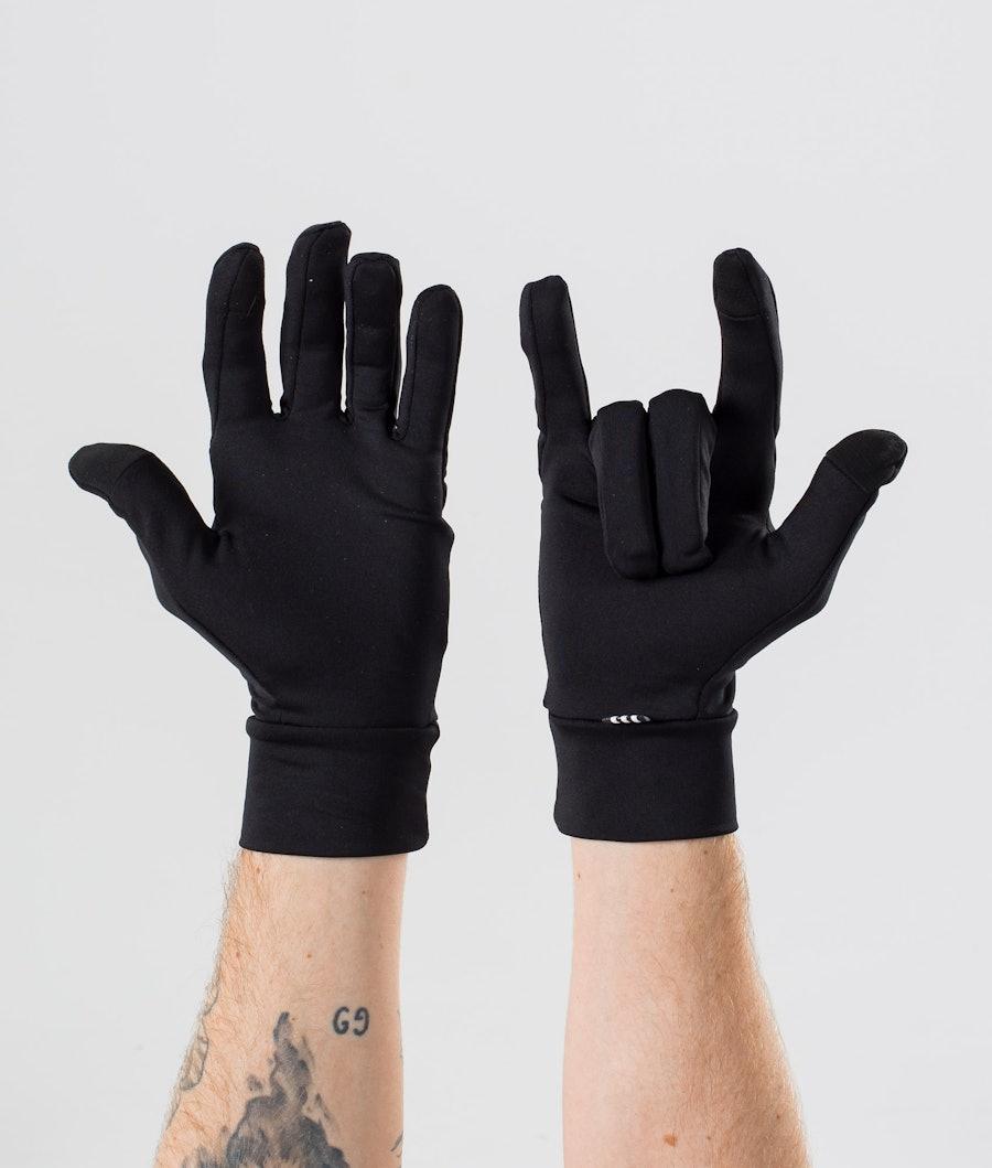 Adidas Originals Techy Skihansker Black/White