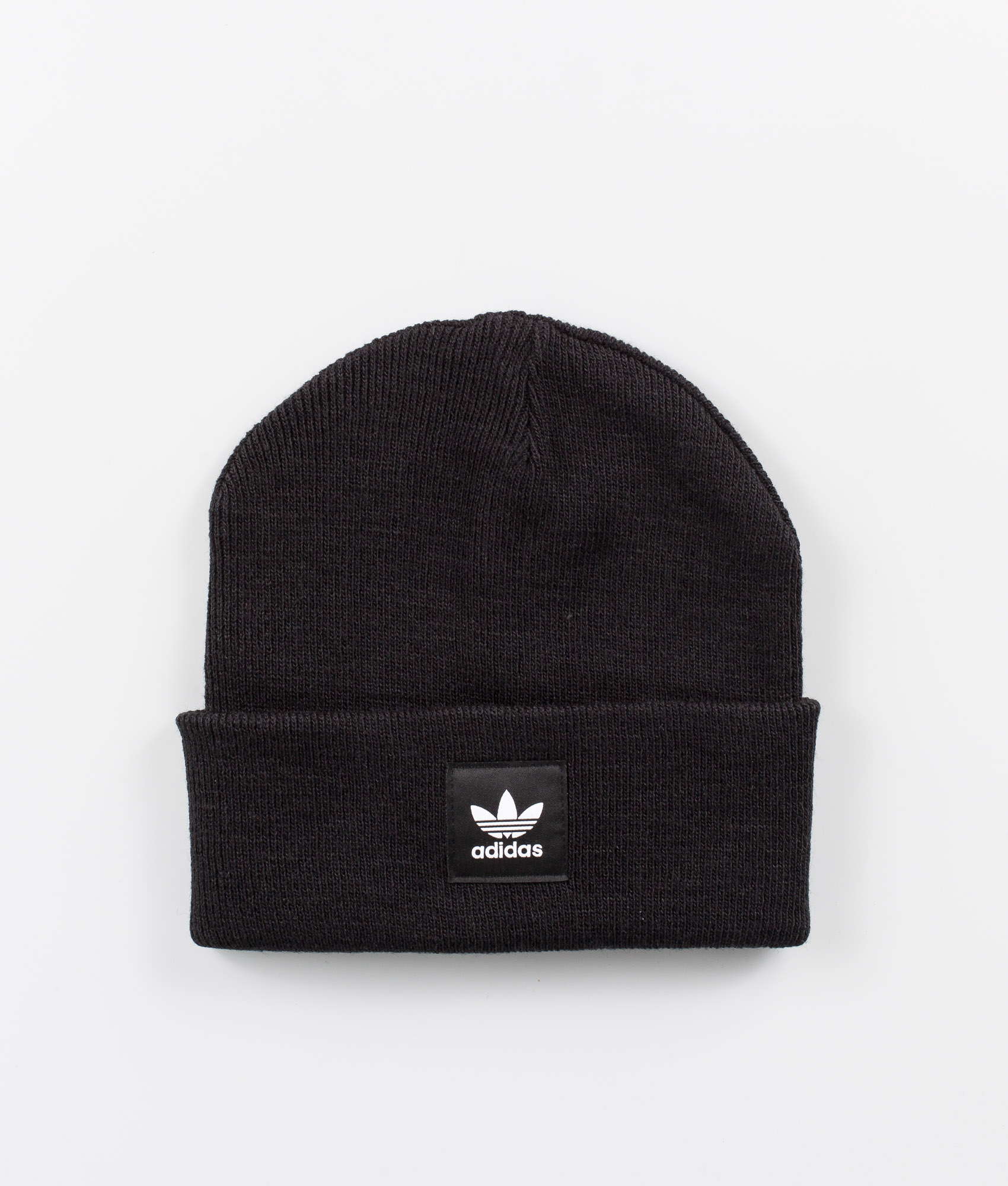 Adidas Originals Adicolor Cuff Knit Mössa Black