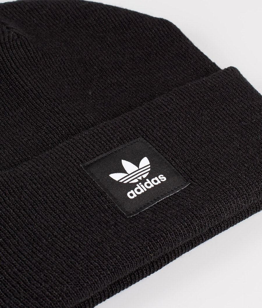 Adidas Originals Adicolor Cuff Knit Mössa Dam Black