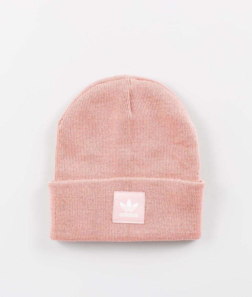 Adidas Originals Adicolor Cuff Knit Bonnet Pink Spirit