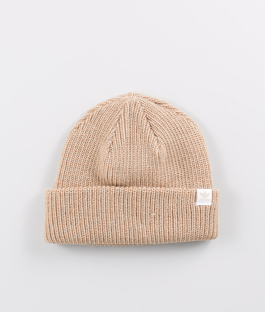 Adidas Originals Shorty Beanie Trace Khaki F17/White