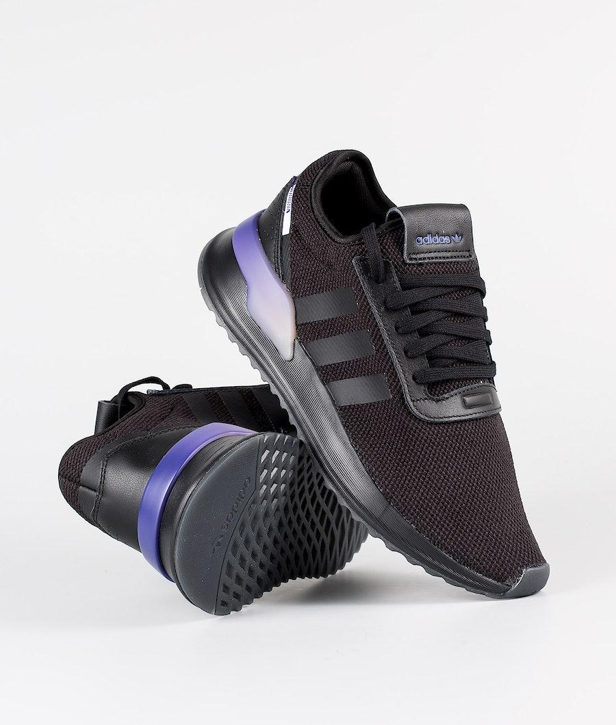 Adidas Originals U_Path X W Schuhe Core Black/Energy Ink F17/Ftwr White