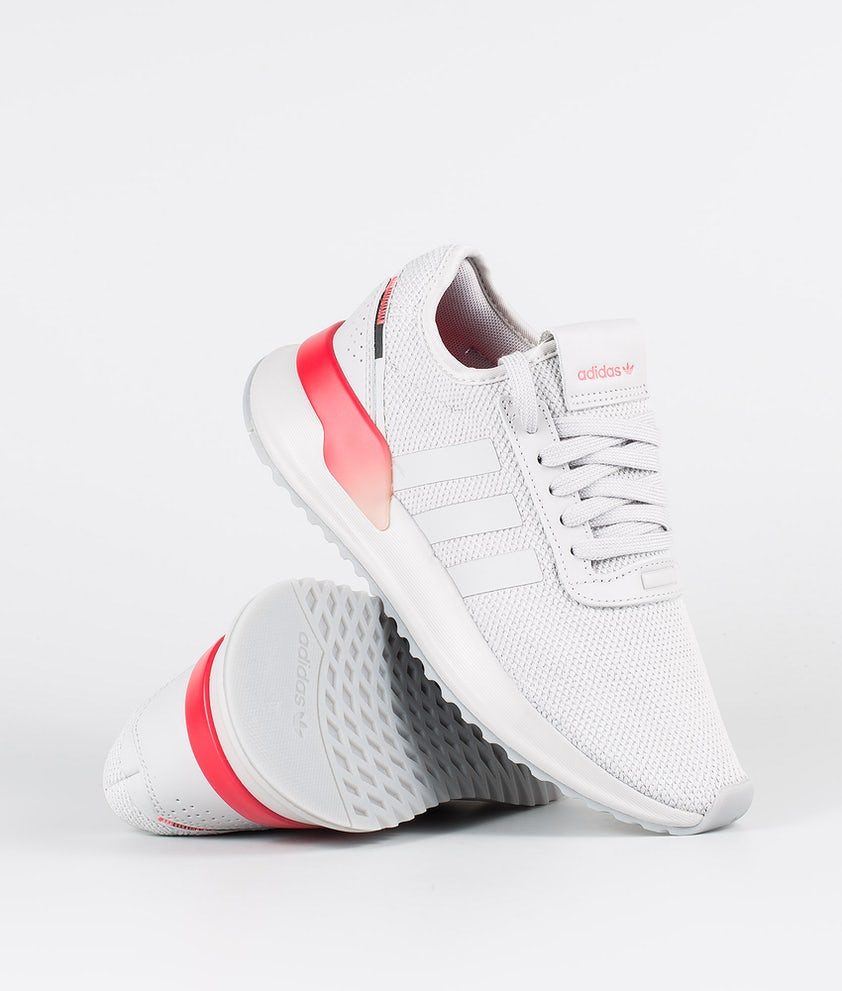 Adidas Originals U_Path X W Chaussures Grey Two F17/Shock Red/Night Met.