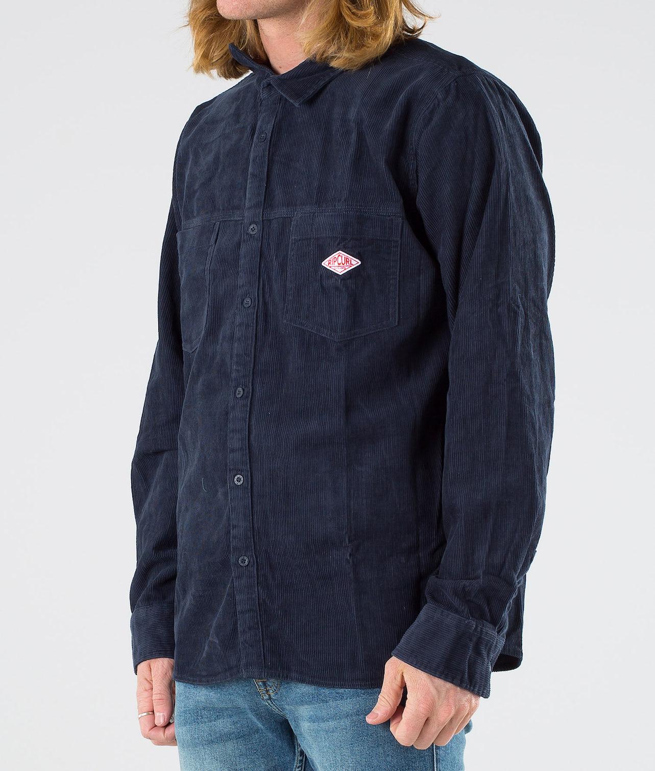Kjøp Rhomb L/S Skjorte fra Rip Curl på Ridestore.no - Hos oss har du alltid fri frakt, fri retur og 30 dagers åpent kjøp!