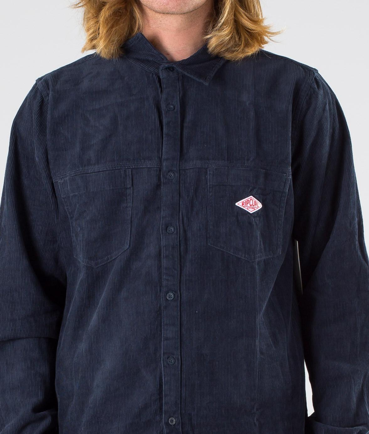 V2 Thermal Vest L//S Blue XXL