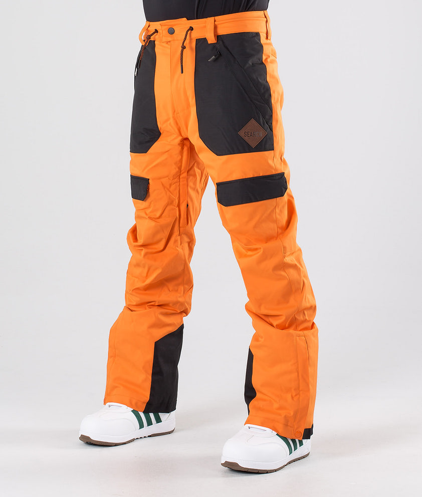 Rip Curl Revive Snowboardbukse Persimmon Orange