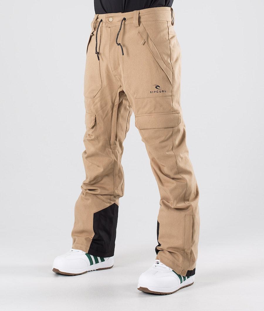 Rip Curl Focker Pantalon de Snowboard Cornstalk