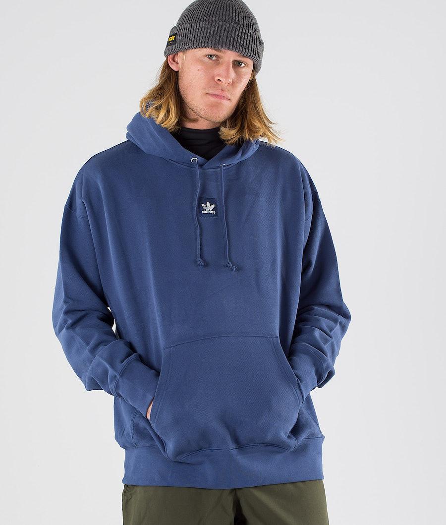 Adidas Skateboarding Team Hood Noble Indigo/Cream White