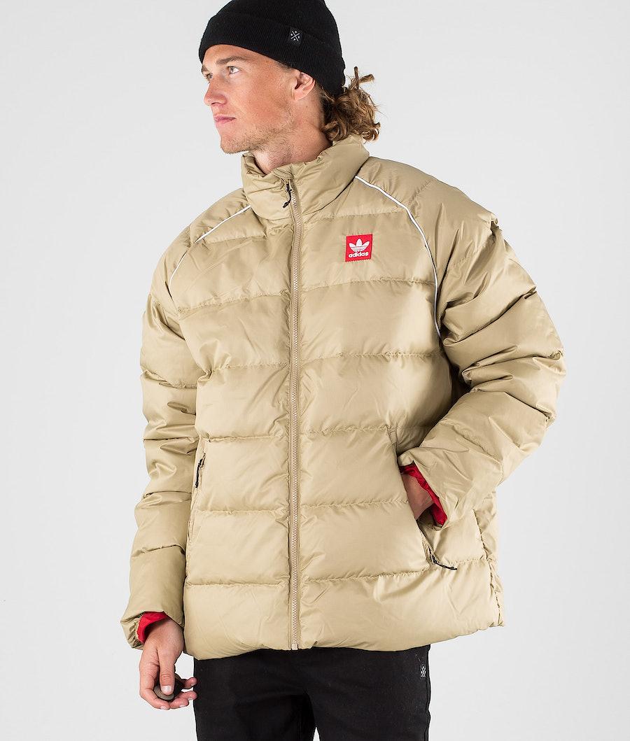 Adidas Skateboarding Adicol Jacket 1 Jacket Hemp/Power Red
