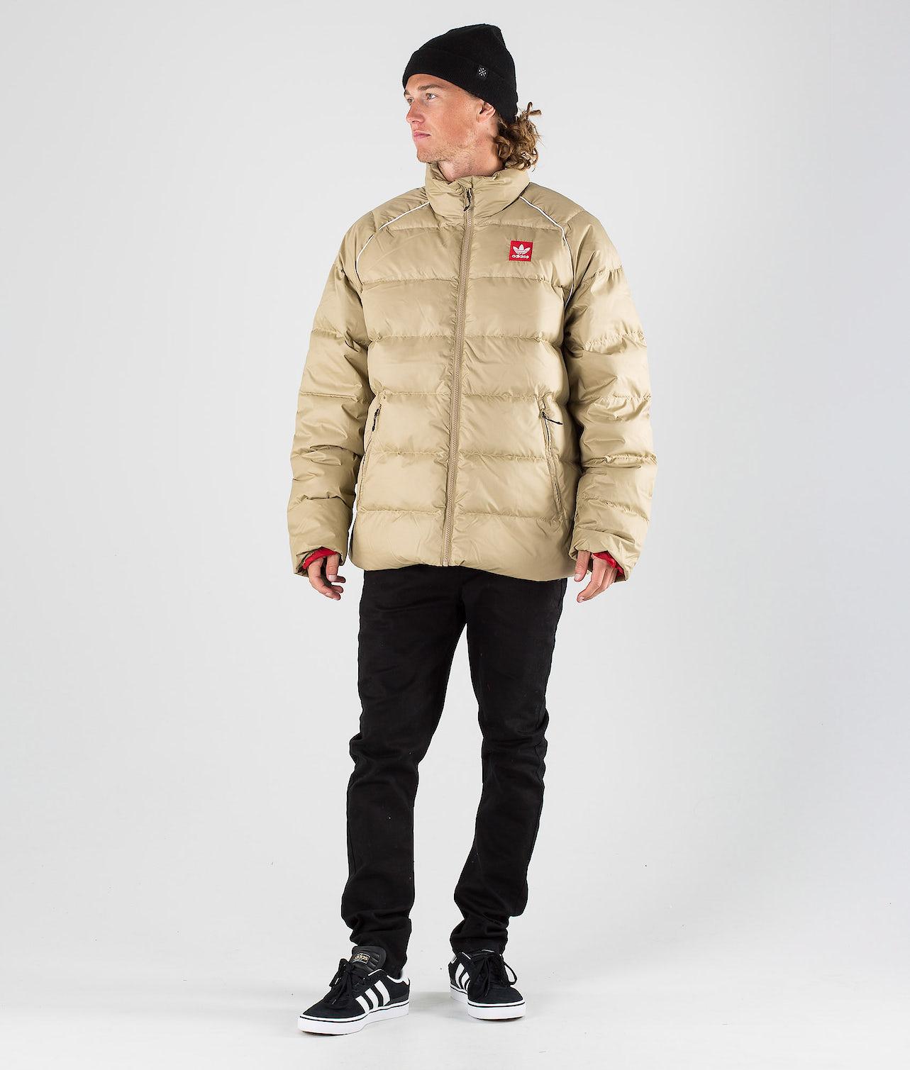 Adidas Skateboarding Adicol Jacket 1 Jakke Hemp/Power Red