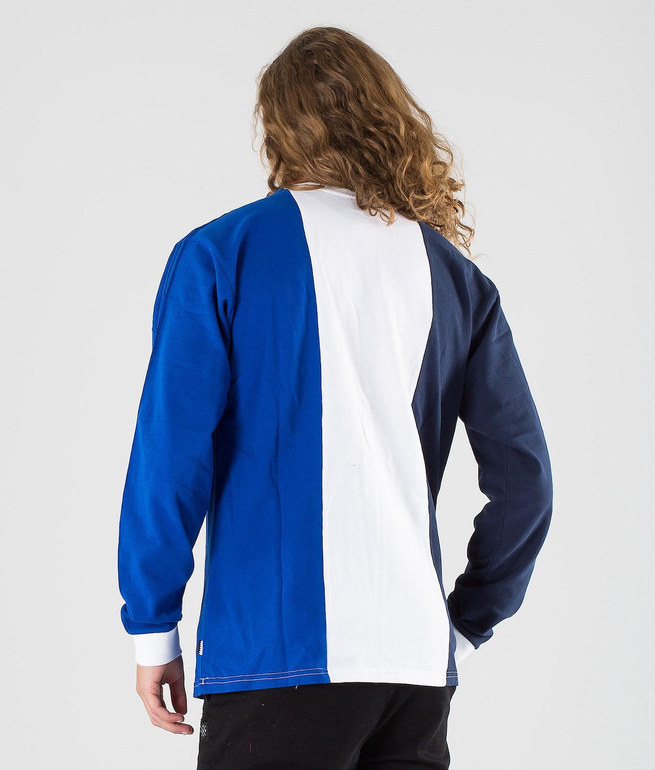 Adidas Skateboarding Tripart Tee T-shirt Collegiate Navy/White/Collegiate Royal