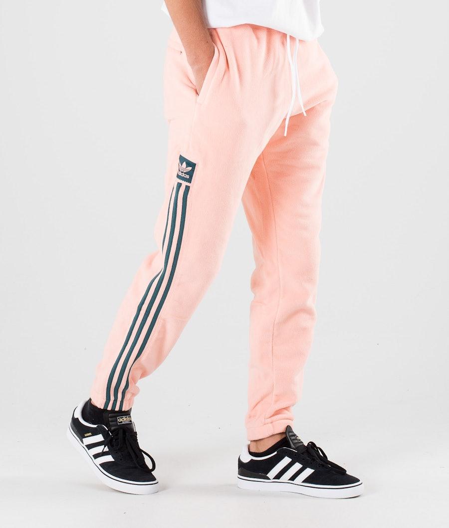 Adidas Skateboarding Grid Byxa Glow Pink/Viridian