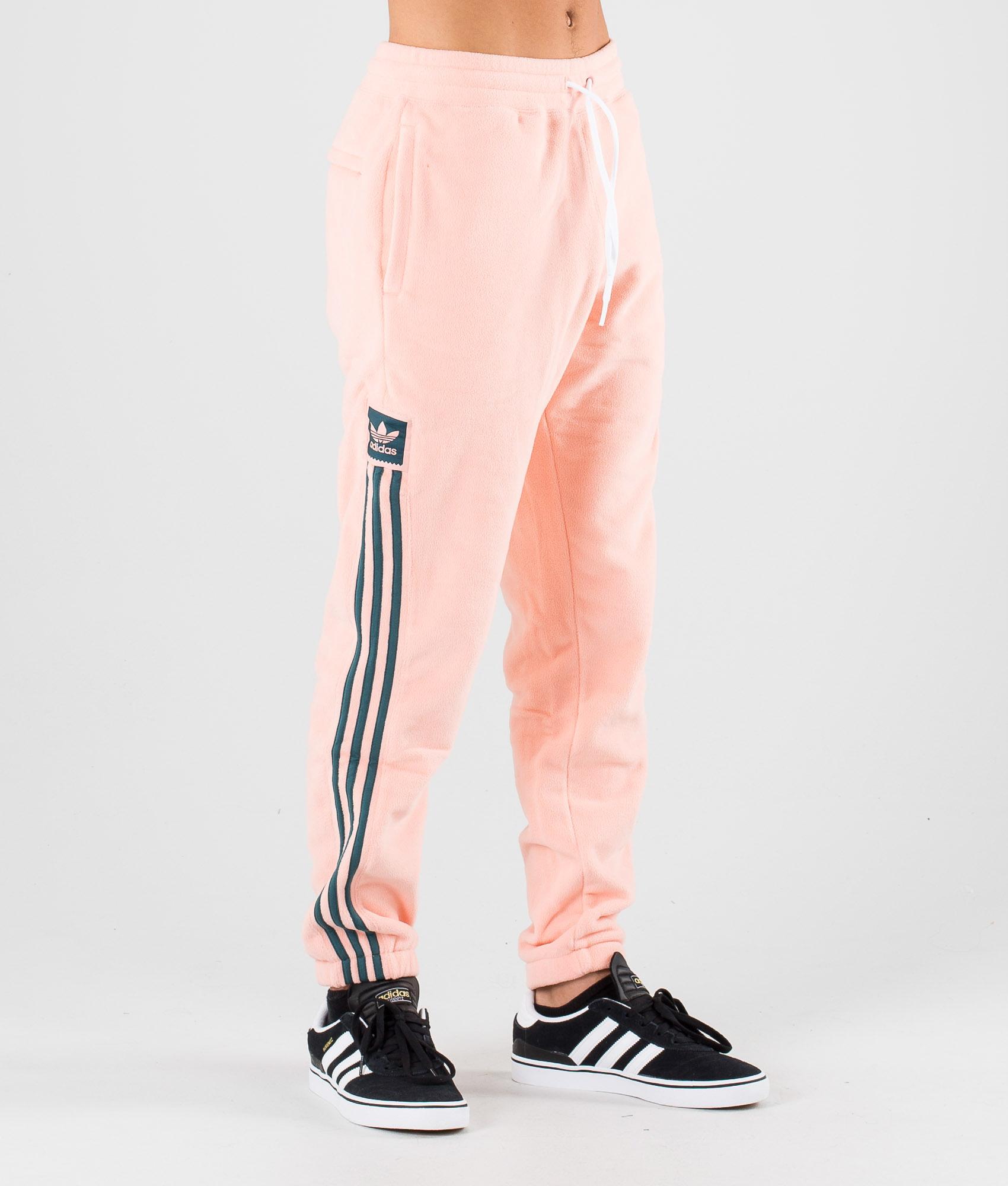 Adidas Skateboarding Grid Pantalon Glow PinkViridian